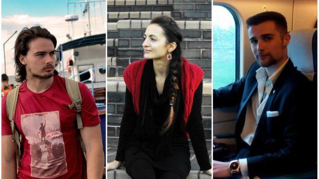 """(video) Trei tineri din Moldova sunt câștigătorii concursului internațional """"60 de secunde de democrație"""""""