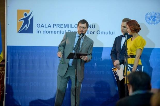 Ian Feldman PC: ONU Moldova