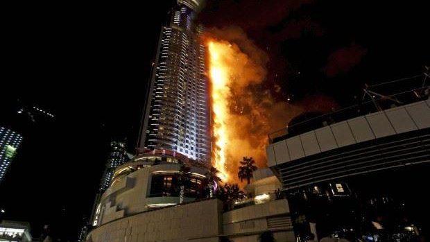(foto, video) Cum arată acum hotelul de lux cuprins de flăcări în noaptea de Revelion
