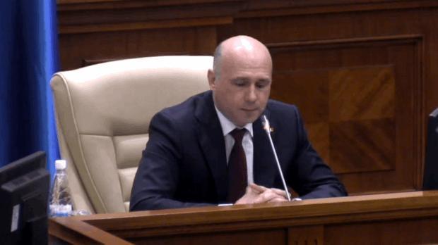 (video) Oficial! Guvernul Filip a fost învestit în condiții extreme