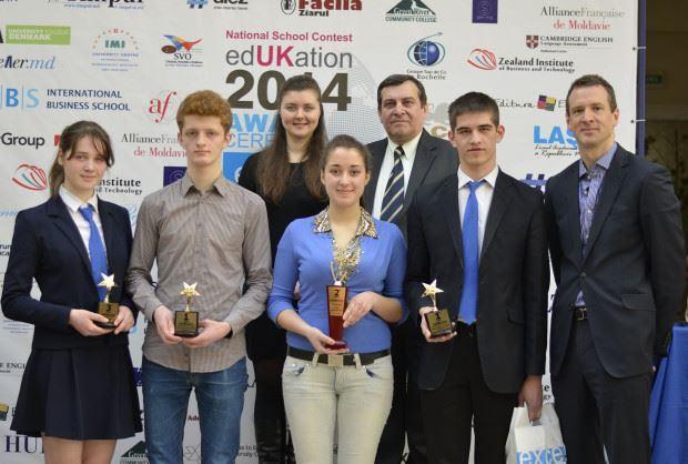 """Concurs pentru elevii din şcoli şi licee! Participă şi tu la cel mai tare concurs naţional – """"edUKation"""" Liceul Teoretic Gaudeamus"""