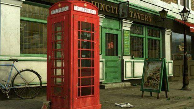 Cele de cabine telefonice din new york vor furniza for Cabine rocciose md cabine