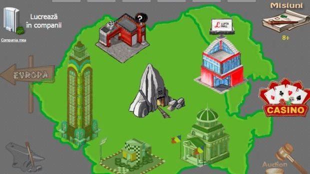 """Luptaonline – jocul gratuit pe browser ce te îndeamnă să lupți dacă vrei să ajungi în """"Evropa"""""""