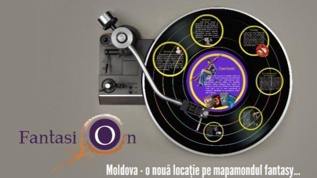 FantasiOn – un proiect care vine să promoveze tinerii scriitori de fantasy din Moldova