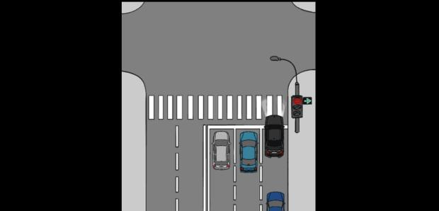 (gif) Realitatea la intersecțiile din orașul Chișinău prin prisma caricaturistului Alex Buretz