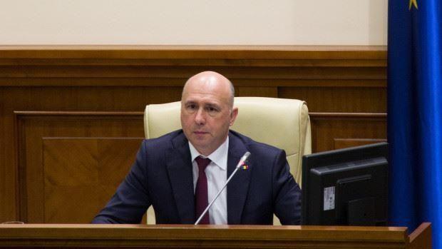 (TEXTUL INTEGRAL) Discursul nerostit al premierului Filip din Parlament