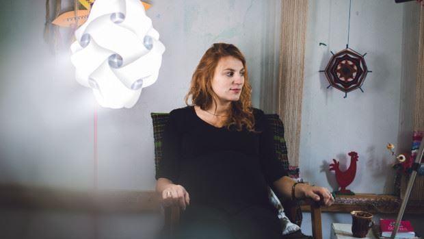 """Wall Street International despre proiectul """"Wonderland"""" al Nataliei Gârbu: Este o compoziție poetică"""