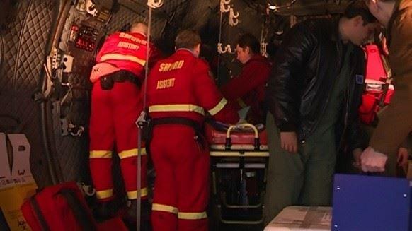 Explozia de la Piața Centrală: Tânăra de 26 ani transportată la București este în stare foarte gravă