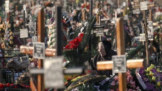 """(foto) Cimitirul """"Sfântul Lazăr"""", cel mai mare din Europa, în reportajul unei publicații britanice"""