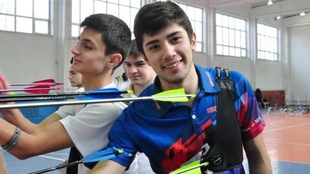 (foto) Arcașii moldoveni au început sezonul cu un nou record național stabilit de Dan Olaru