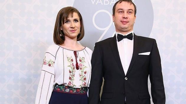 (foto) Costumul național de la recepția prezidențială de la Tallinn. Vezi cine l-a purtat