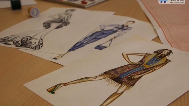 (doc) Fashion workshop despre proiectarea și gradarea confecțiilor cu expert din Germania