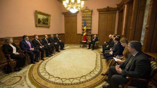 Timofti a numit opt ambasadori noi. Iată cine sunt aceștia