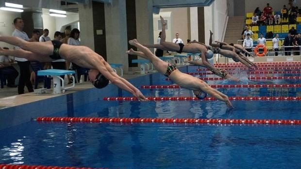 (foto) 4 recorduri naționale stabilite la Campionatul Republicii Moldova la înot