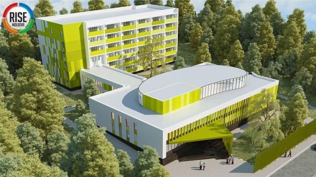 """Investigația RISE: Palatul de Cultură al Sindicatelor va fi mall, iar fostul hotel """"Flora"""" – centru de business"""