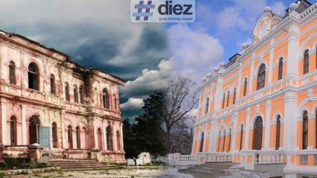 (video) O plimbare prin curtea unei perle arhitecturale moldovenești – Conacul Manuc Bei de la Hâncești