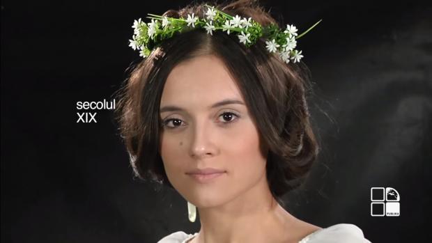 (video) Cum a evoluat frumusețea femeilor din Moldova în ultimii o sută de ani