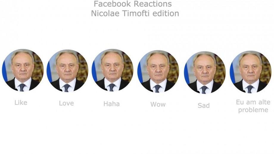 (foto) Cele mai reactive meme-uri cu noile emoții lansate de Facebook