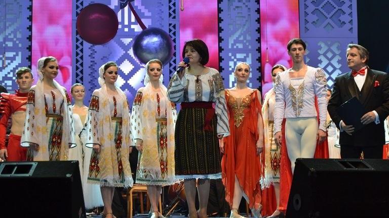 """(doc) Festivalul Internațional """"Mărțișor"""" își prezintă programul pentru cea de-a 50-a ediție"""
