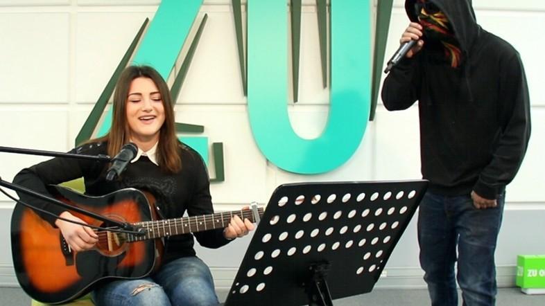 """(video) Carla's Dreams și-a surprins în direct o fană ce cânta coverul piesei """"Eroina"""""""