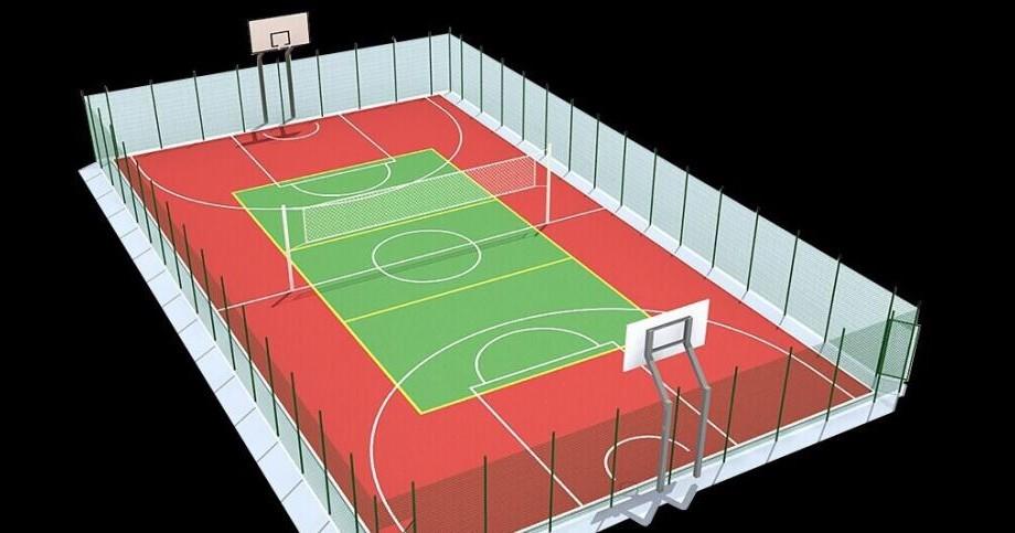 (foto) La Orhei se construiește un nou teren sportiv pentru Spartachiada 2016