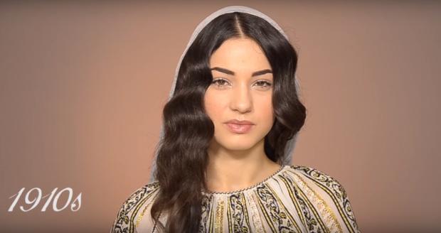 (video) Cum a evoluat frumusețea românească în ultimii o sută de ani