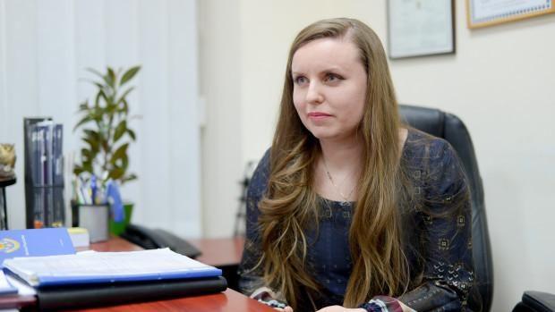 """Veronica Vragaleva: """"Cel mai bun mod în care poți să câștigi încrederea oamenilor este eficiența în lucru"""""""