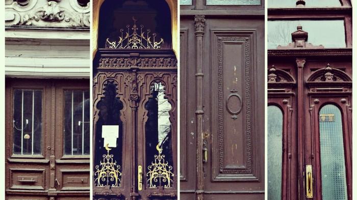 (foto) Ușile de pe străzile Chișinăului ediția I: strada Mihail Kogălniceanu
