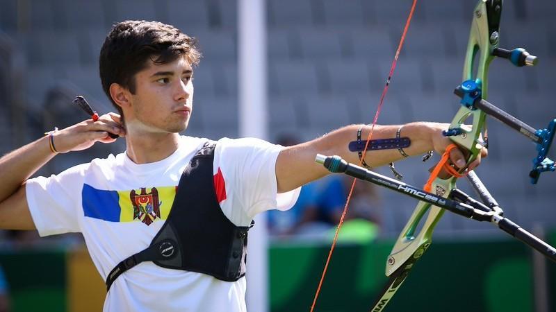 Dan Olaru a devenit vicecampion mondial la tir cu arcul