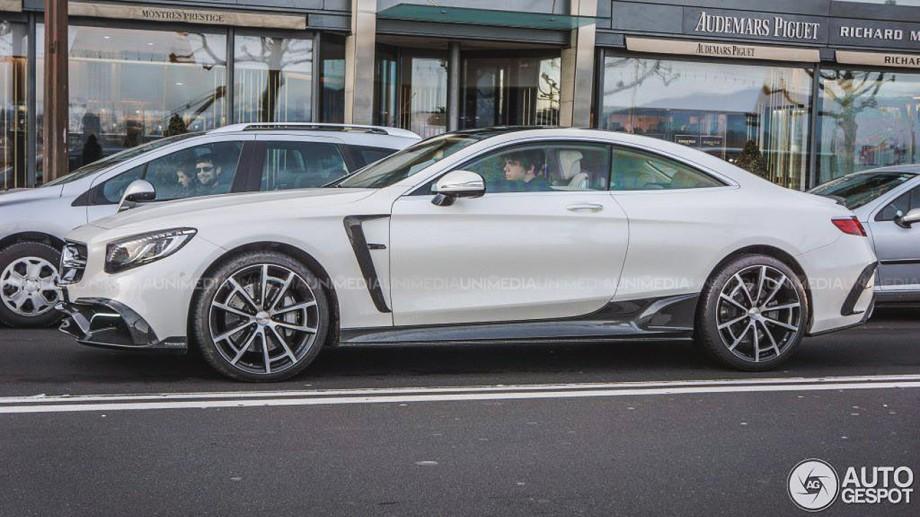 (foto) Fiul lui Plahotniuc a primit la majorat un Mercedes de 1 milion de Euro