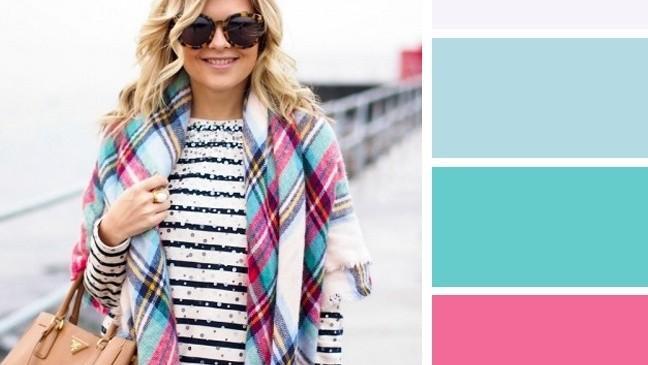(foto) Cele mai potrivite combinații de culori pentru sezonul de primăvară