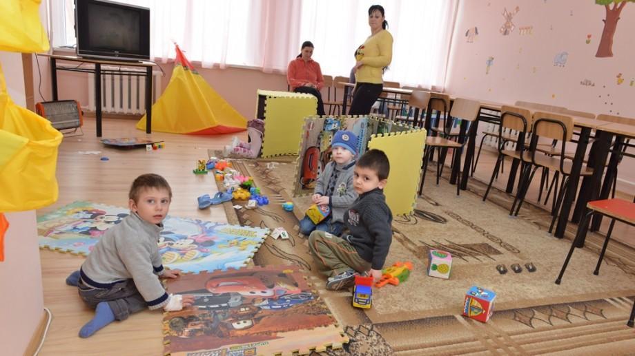 """(foto) 3 secții pediatrice recent renovate au fost redeschise la Spitalul pentru copii """"V. Ignatenco"""""""