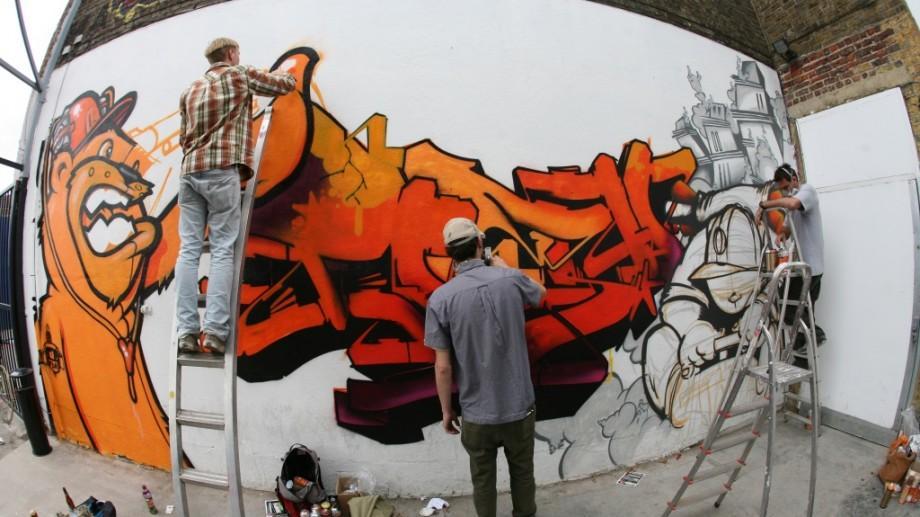 """""""Art Transforming Urban Spaces"""" – schimb de experiență pentru tinerii artiști și activiștii civici în Suedia"""