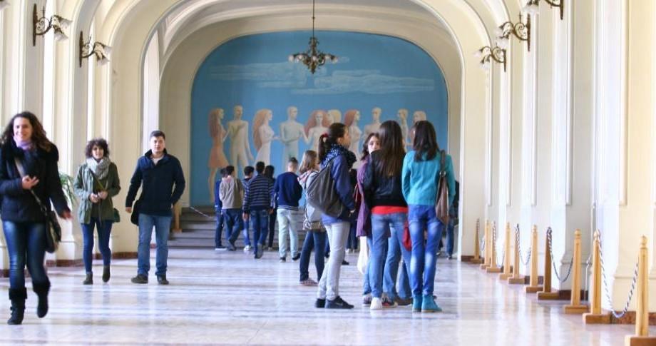 Numărul de burse oferit de Guvernul României tinerilor din Moldova în 2016