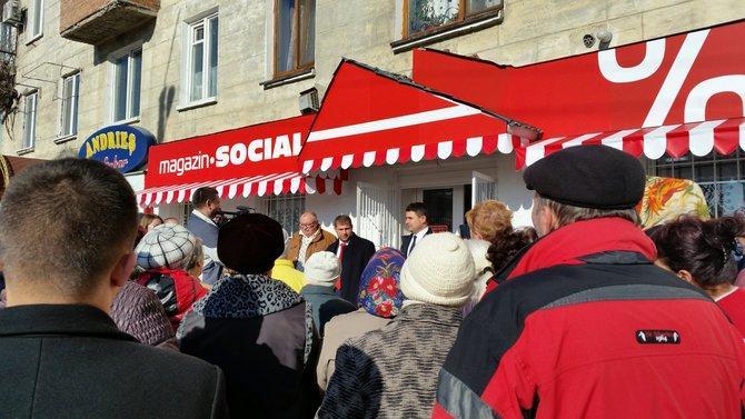 Încă trei magazine sociale se vor deschide la Orhei, anunță Primarul Ilan Șor