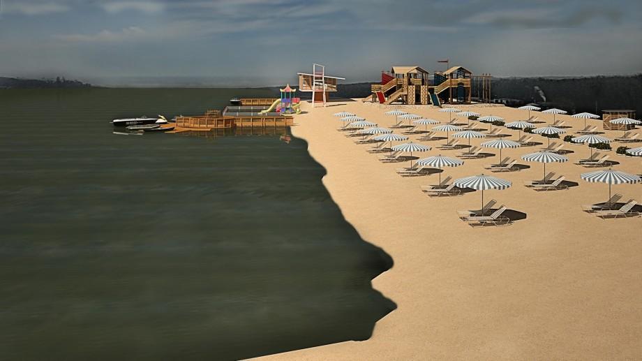 (foto) Un nou loc de odihnă în Moldova: Lacul de la Orhei va fi reamenajat în timpul-record de o lună