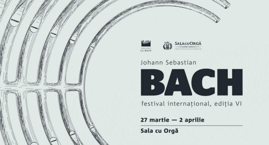 """Savurează muzica clasică la cea de-a VI-a ediție a Festivalului Internațional """"J.S. Bach"""""""