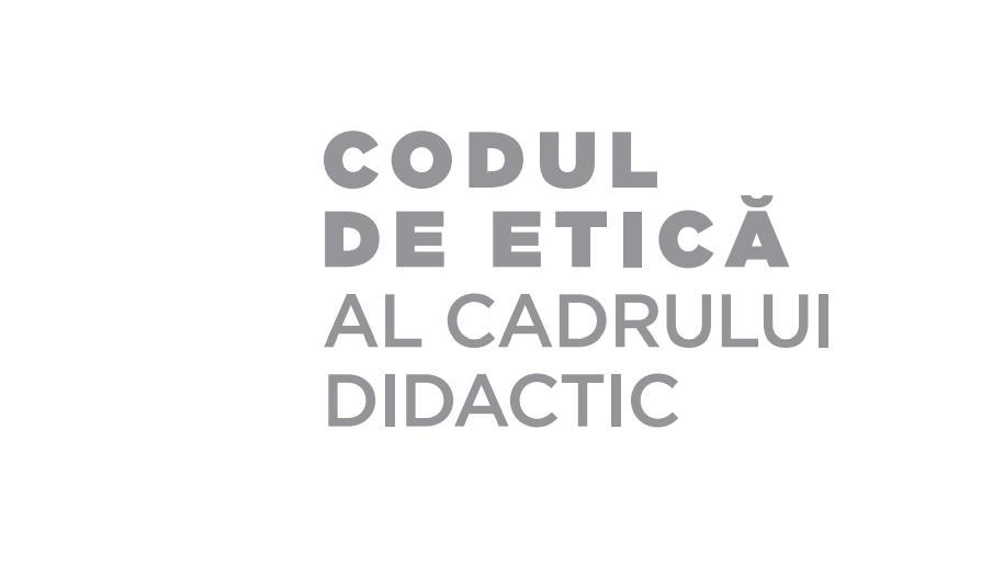 """(doc) Noi premise pentru elevi, părinți și profesori. A fost publicat """"Codul de etică al cadrului didactic"""""""