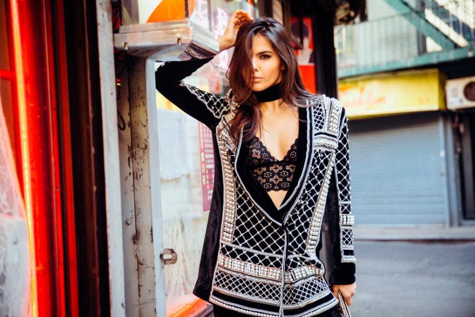 doina-ciobanu-hm-x-balmain-new-york-embellished-jacket-6