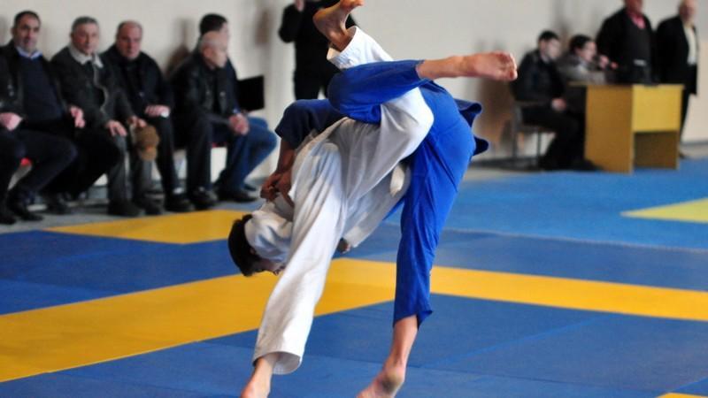 (foto) Surprize în ajunul campionatului național de judo. Cum s-a desfășurat evenimentul