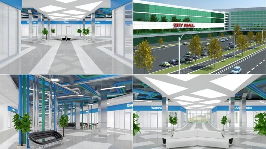 (foto) În Chișinău va apărea un nou centru comercial și de birouri. Unde și când va fi deschis