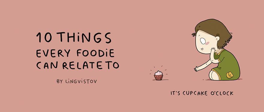 10 ipostaze amuzante în care se regăsește orice mâncăcios