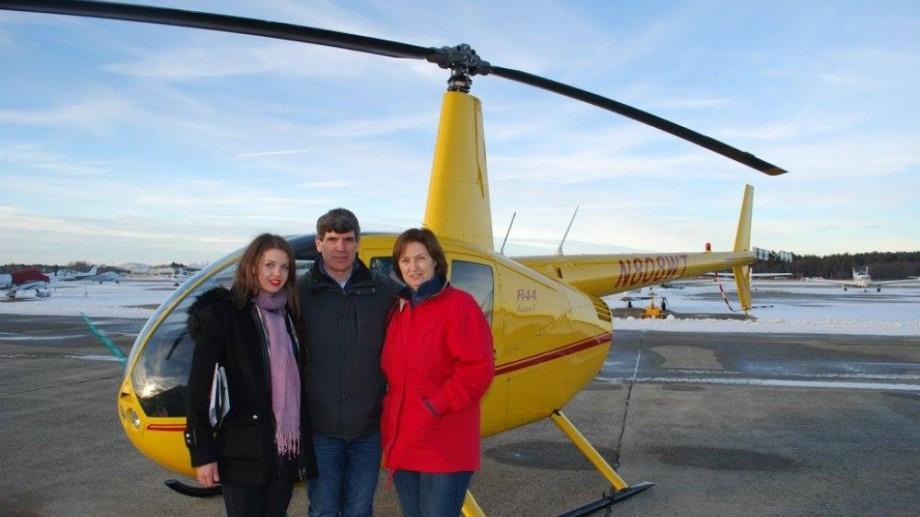 Meritele unui pilot moldovean au fost recunoscute de Administrația Federală a Aviației din SUA