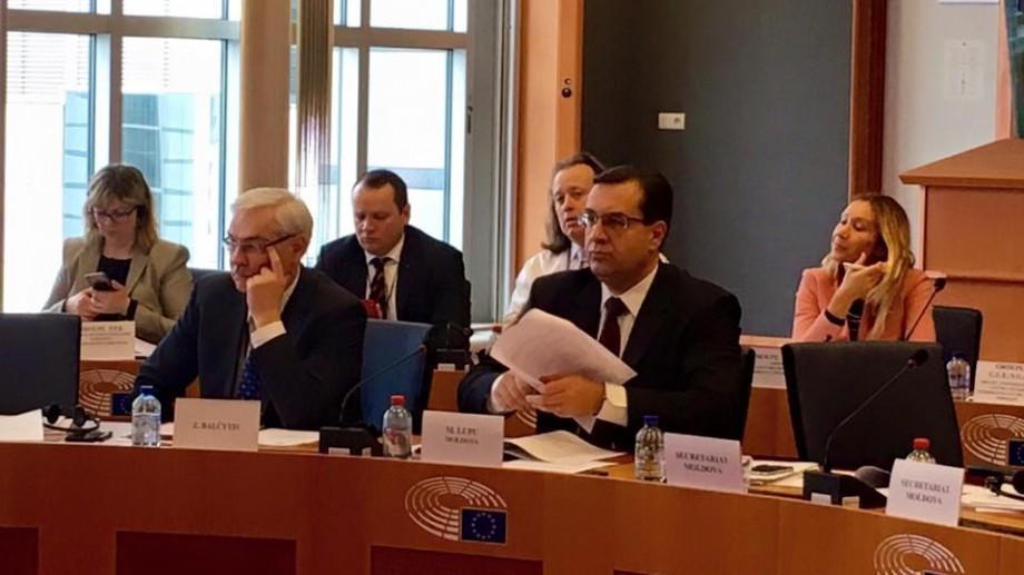 Marian Lupu a fost ales copreședinte al Comitetului de Securitate Energetică a Adunării Parlamentare Euronest