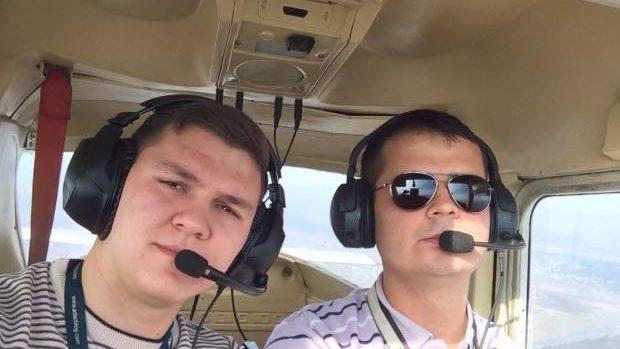 (video) La 21 de ani, Alexandru Burduh este cel mai tânăr pilot al aviației moldovenești