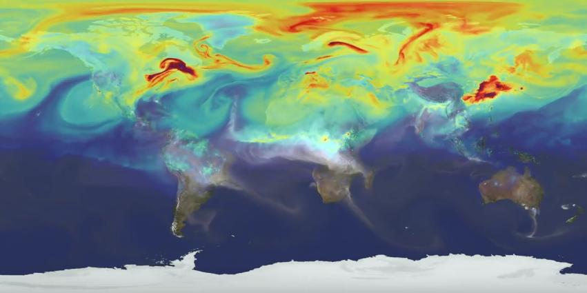 (video) NASA declară luna februarie a acestui an cea mai caldă de până acum