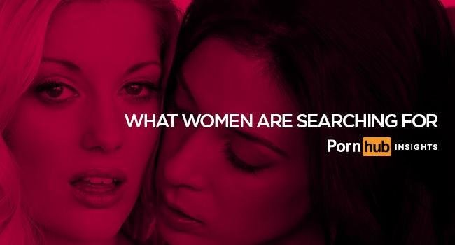 (infografic) Ce caută femeile din întreaga lume pe Pornhub. Moldovencele preferă lesbienele