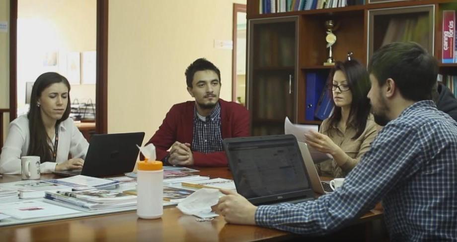 (video) O echipă din Moldova a ocupat locul III la un hackathon internațional despre educația sexuală