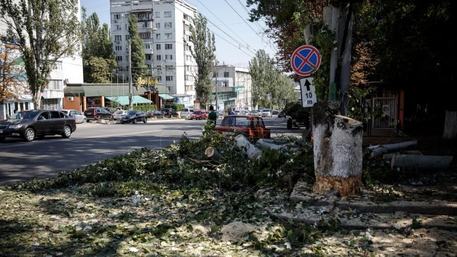 Circulația pe bulevardul Constantin Negruzzi va fi sistată până pe 14 noiembrie