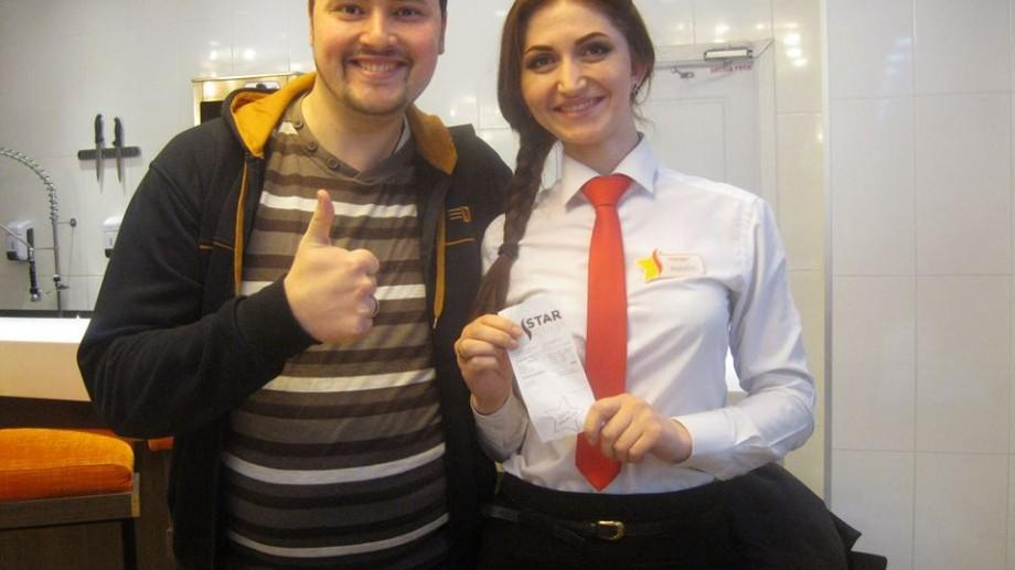 (video) Campanie inedită la o rețea de localuri din Chișinău și Bălți: Încearcă-ți norocul și poți mânca gratuit